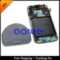100% tested Super AMOLED  For Samsung Galaxy S4 LCD i9505 I9506 I337 Display LCD touch Screen LCD Digitizer Assembly frame