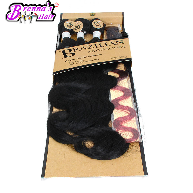 Brenna's Hair Store Gray ombre hair three tone grey hair wefts synthetic fiber body wave hair extension for black women USA UK AU AFRICA
