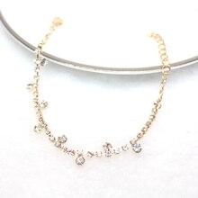 CHENFAN Rhinestone bracelets bijouterie jewelry women bracelet womens cuff Womans accesories bangles