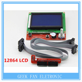 Painel de controle inteligente impressora 3D RAMPS1.4 LCD 12864 LCD frete grátis