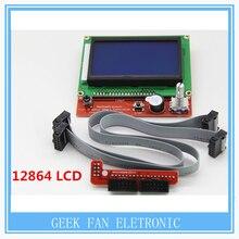 RAMPS1.4 LCD 12864 Panel De Control LCD de la Impresora 3D Controlador Inteligente Envío Gratis