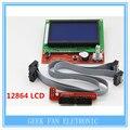 Ramps1.4 жк 12864 ЖК панель управления для 3D принтер смарт-контроллер бесплатная доставка