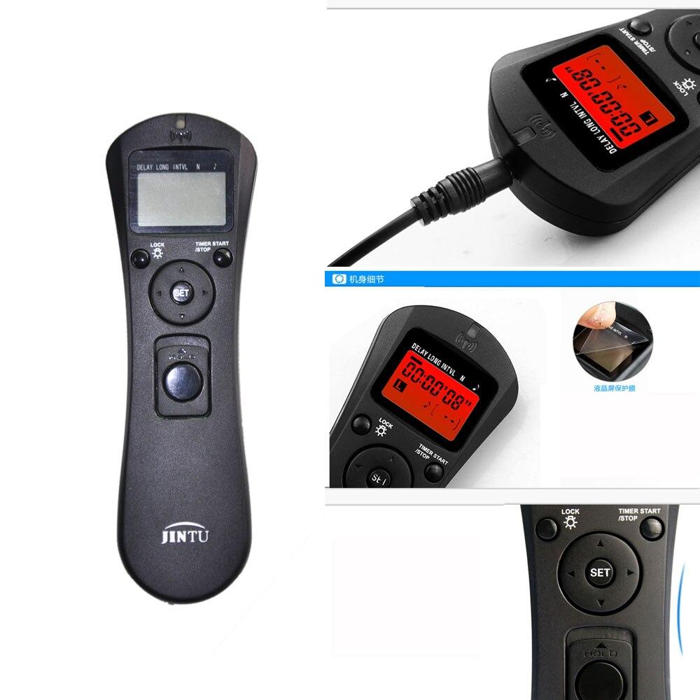 JINTU 2.4G сымсыз таймері қашықтан - Камера және фотосурет - фото 4