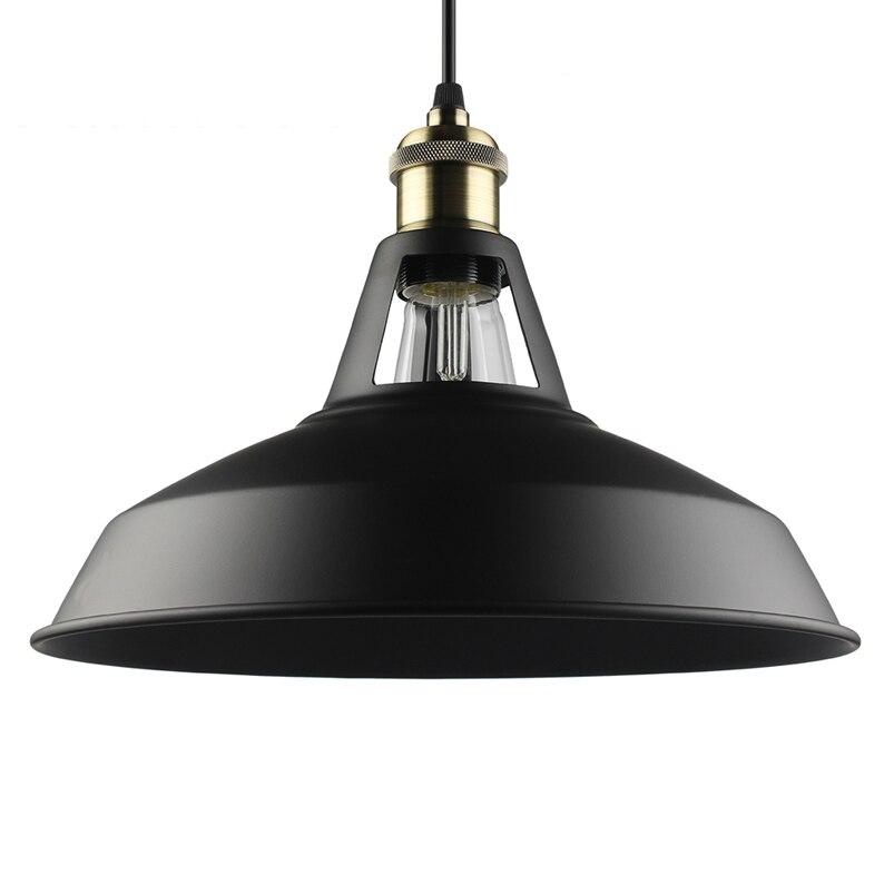 Vintage Chandelier Retro Loft Pendant Lamp Indoor Lighting For Restaurant Cafe Bar Dining Room Bedroom Kitchen Droplights