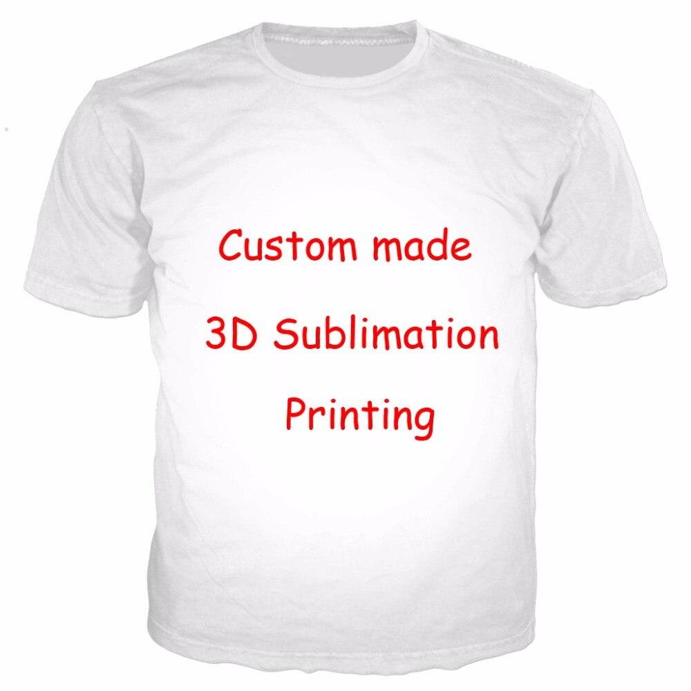 neueste erstellen sie ihre eigenen kunden design animefotosternsie wollensnger musterdiy t shirt 3d druck sublimation t shirt - Stern Muster