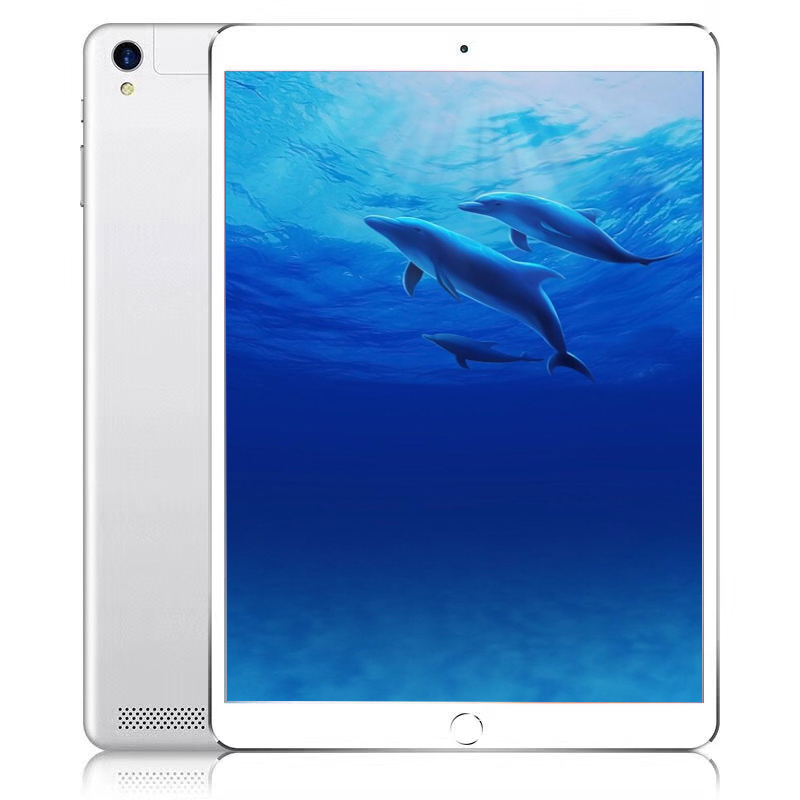 2019 new upgrade Android 8.0 10.1 inch 3G / 4G mobile phone call tablet RAM 4GB ROM 32GB Octa Core tablet WIFI Bluetooth Google