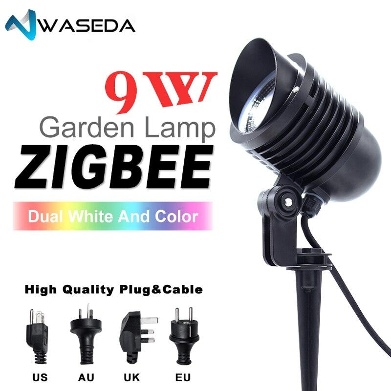 ZIGBEE LED Tuin Lamp 9 W Ac110 240v Smart APP Controle