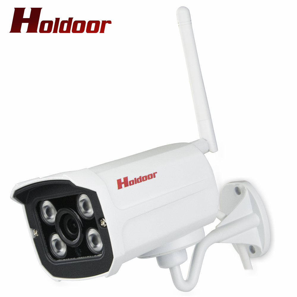 IPC Wireless IP Camera wifi HD 1080P Webcam Security Camera support Memory Micro SD Card Metal Shell IP66 Outdoor Waterproof