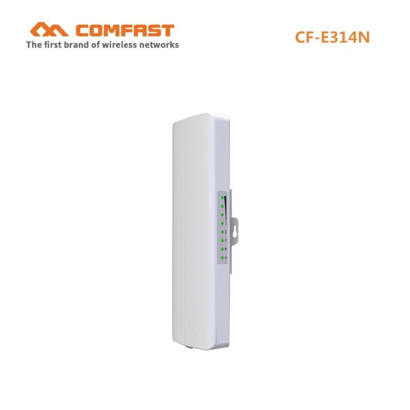COMFAST 300Mbps outdoor wifi repeater & wireless bridge CPE poe router wifi long range WIFI transmitter /receiver for IP cameras tp link wifi router wdr6500 gigabit wi fi repeater 1300mbs 11ac dual band wireless 2 4ghz 5ghz 802 11ac