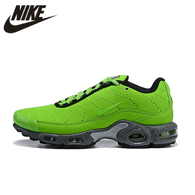 premium selection 488e2 9b329 Official Original Nike Air Max Plus Tn Ultra Se Men s Breathable Running  Shoes Sports Sneakers Trainers outdoor shoes 815994-700