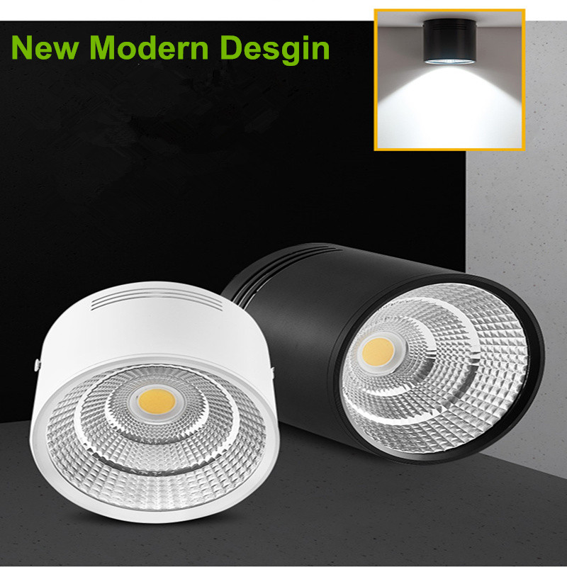 20w Led Surface Mounted: Super Bright 7W 10W 20W 30W LED Indoor Light Surface