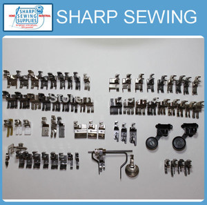 Industrial Industrial Sewing Machines with free Shipping Overlock 257313 5.6/6.4 foot Presser Siruba/taiko(China)