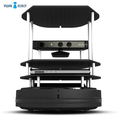 Mobile-Chassis Smart ROBOT D-Platform-Kit Open-Source ROS Remote YUJIN Turtlebot Korea
