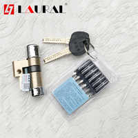 Applicable Entrance Lock Cylinder Type 13 AB Key Security Anti-Theft Copper Door Lock Core With Keys