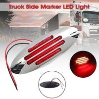 Light Guide Led Truck Side Light Car Led Truck Signal Light Auto Parts