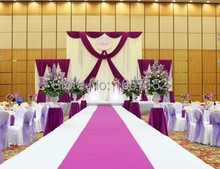 Wedding Decoration Wholesale stage Backdrop Wedding arrangement Wedding supply Deluxe wedding backdrop curtain