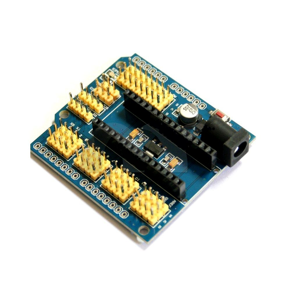 10pcs UNO Shield / Nano Shield for NANO 3.0 and UNO R3 duemilanove 2009 Expansion board