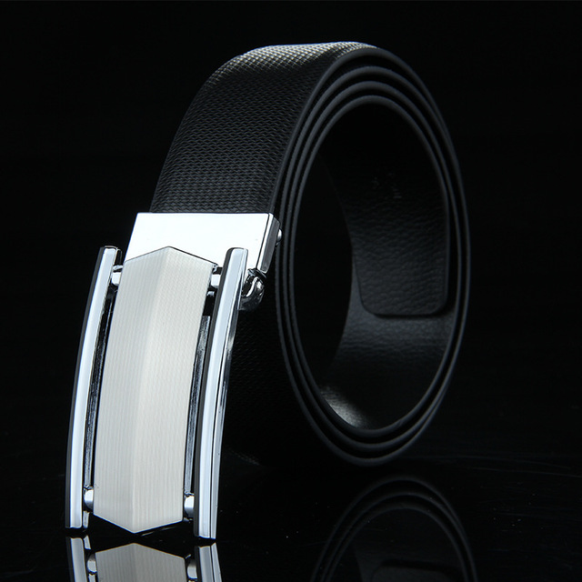 2017 mens belts luxur Designer Belts High Quality Genuine Leather Man Business Style Brand Strap Male Buckle Belt freeshipping