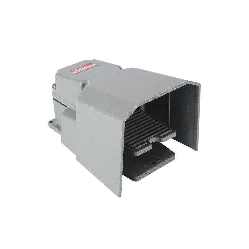 Livraison gratuite LT-6 380VAC 250VDC haute qualité plancher lumière satety électrique pédale commutateur de chine fabricant