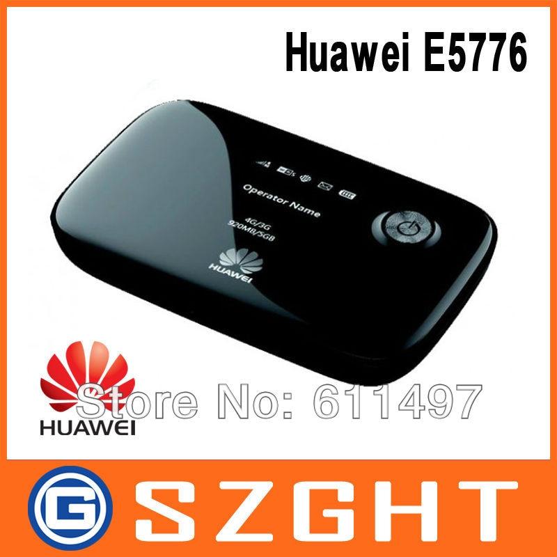 Unlocked Huawei E5776s-32 lte 4g Wifi Router Mobile Hotspot huawei E5776 pk E5577 E5577s-321(China)