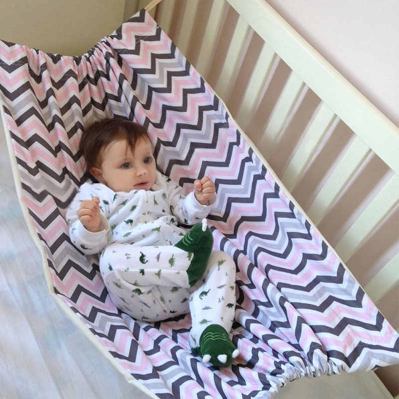 0-1 Years Old Baby Rocking Chair Kids Swing For Children Baby Hammock Home Outdoor Detachable Portable Comfortable Bed Infant