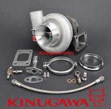 Kinugawa Billet Turbocharger 3 TD06SL2-20G 10cm T3 V-Band External Gated Oil-Cooled