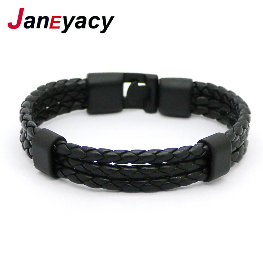 HOT New Fashion Black Alloy Bracelet pour hommes de haute qualité Retro Bracelet Brave Knight Bracelet Bracelet Dames