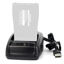 USB Li-ion Radio Battery Charger 100-240v For Baofeng BF-888S BF-666S BF-777S Retevis H777 Ham Radio Walkie Talkie J6337A