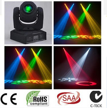 LED 30W spots Light DMX Stage Spot Moving 8/11 Channels dj 8 gobos effect stage lights Mini LED Moving Head Fast Shipping