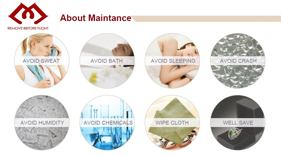 About Maintance