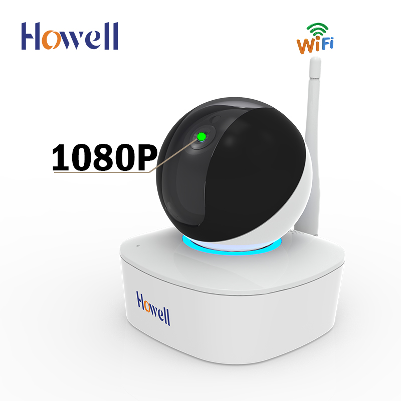 1080P Wireless Wifi IP Security Camera In Home Video Monitoring Surveillance Camera with Night Vision,Pan/Tilt,Two-Way Audio wireless ip camera wifi onvif two way audio pan tilt ir night vision home surveillance video security camera cctv network ip cam