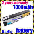 JIGU Новый 6600 мАч батареи Ноутбука L09C3Z14 L09C6Y14 L09M3Z14 L09M6Y14 для Lenovo ThinkPad S100 S100c S10-3 S110 S205 U160 U165 M13