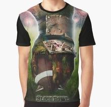 All Over Print Women T-Shirt Men Funny tshirt Blood Bowl - fanart movie  poster 57af87ec8
