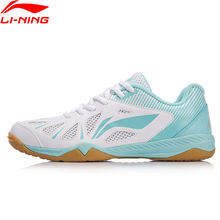Li-Ning Women WHIRLWIND Table Tennis Shoes National Team Sponsor Sneakers Wearable LiNing Comfort Sport Shoes APTM004 YXT021(China)
