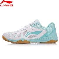 Li Ning Women WHIRLWIND Table Tennis Shoes National Team Sponsor Sneakers Wearable LiNing Comfort Sport Shoes APTM004 YXT021