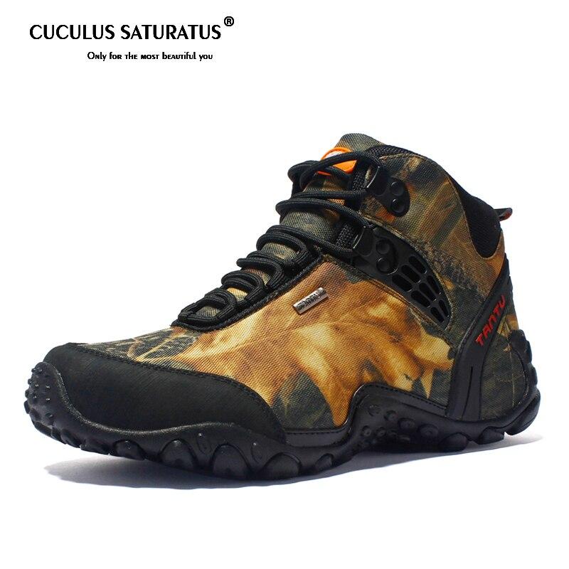 TANTU New 2019 Sport Shoes Men Women Trail Outdoor Climbing Walking Shoes Men s Brand Breathable