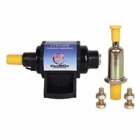 PRECISION AUTO LABS Universal 12v 35gph 7psi Micro Electric Fuel Pump For Diesel& Gasoline Low Pressure Oil Pump