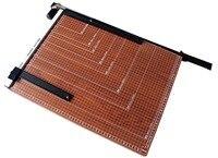Deli бумажный резак деревянный бумажный резак офис экономия труда ручная машина для резки фото бумага резка mechine офисные принадлежности