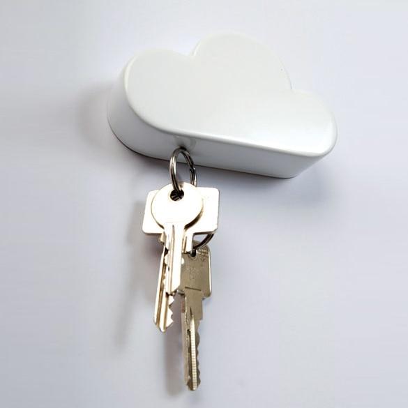 Новое Поступление Облако Shaped Key Case Box - Организация и хранения в доме - Фотография 3