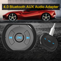VENTION Bluetooth 4.0 Music Receiver Portable 3.5mm Wireless Bluetooth AUX Audio Receiver Adapter for Stereo Speaker Car Kit