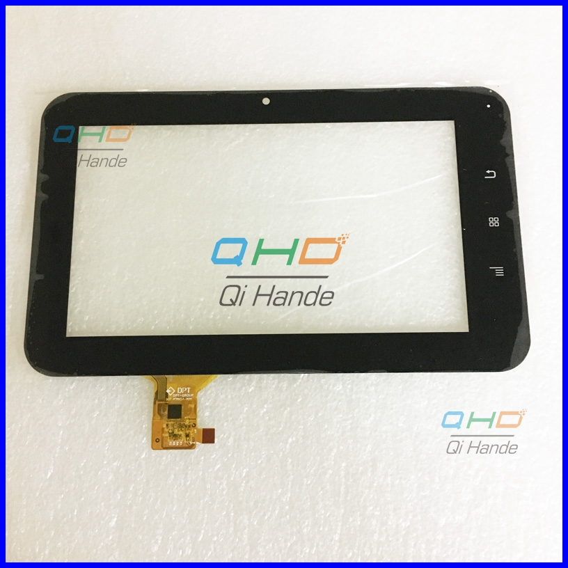 Free shipping 1PCS New 7'' inch Tablet PC handwriting screen 300-N3861A-A00 Touch screen digitizer panel Repair free shipping 1pcs new 7 inch tablet pc handwriting screen zj 70158c jz touch screen digitizer glass sensor panel repair