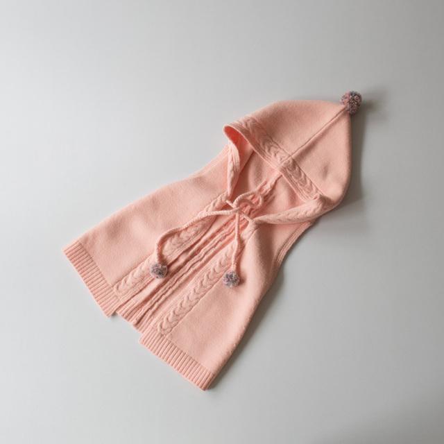 Novo 2017 primavera e outono do bebê meninas camisola crianças com chapéus colete camisola crianças camisola crianças cardigan camisola ocasional