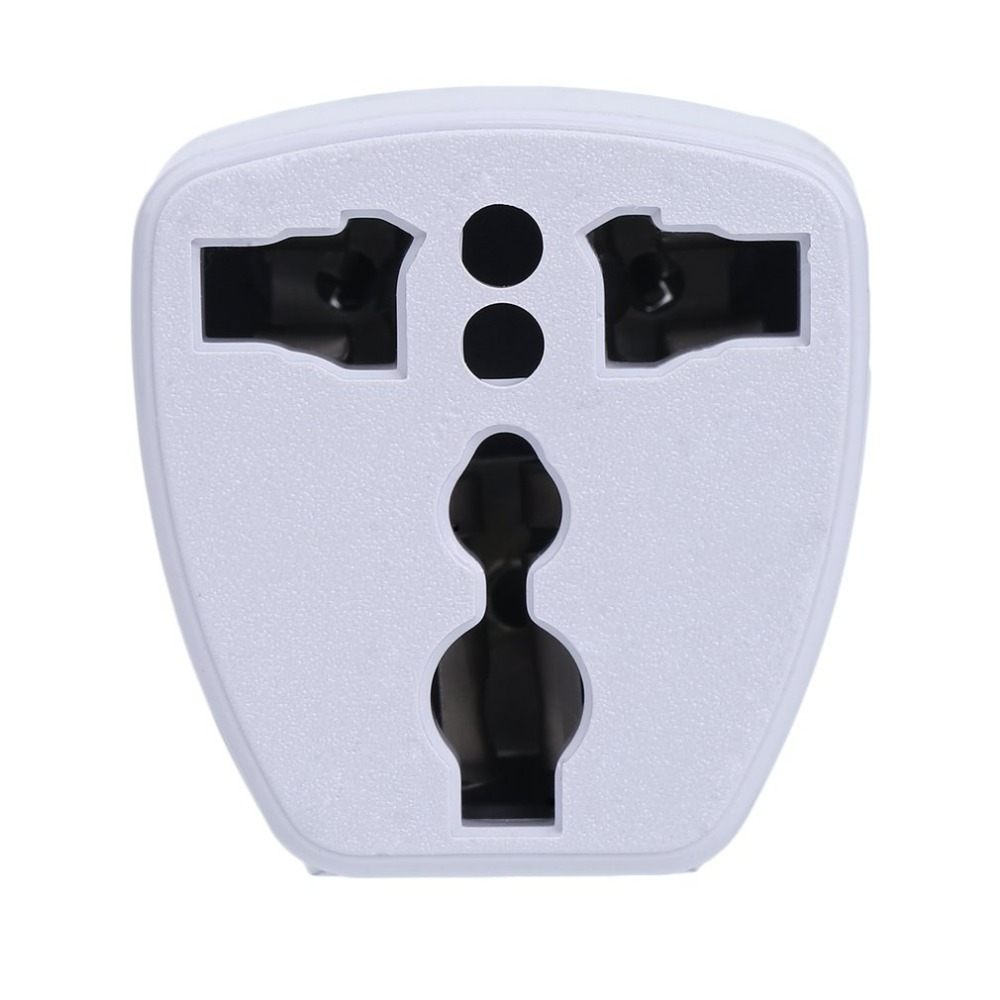 2 шпильки Универсальный Открытый путешествия мощность AU адаптер конвертер Разъем для Австралии/Новая Зеландия 250 в Max 5A белый AU Plug