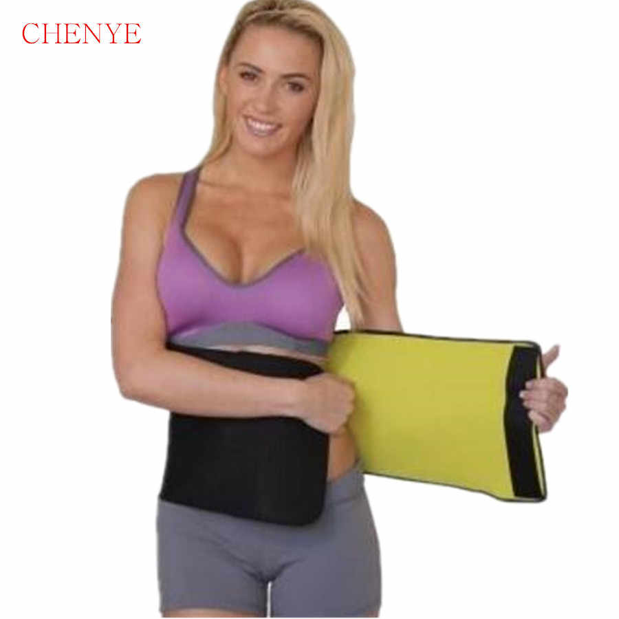 da4a680dc74 Hot body Shapers Waist Trainer Belt Neoprene Slimming Sweat Belt Breathable  Slimming Waist Shapers Workout Abdominal