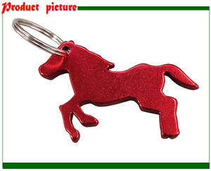 Free shipping small horse key ring,horse fair gift.Horse product. (K013)
