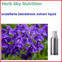 100 Natural Pure Scutellaria Baicalensis Radix Scutellariae Extract Liquid With Free Shipping Promoting Energy Skin Care