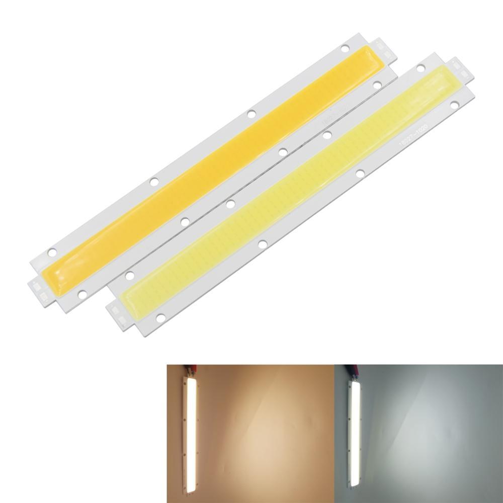 hot sale high power LED COB Strip 30-33V DC outdoor multifunction 100W 180*27mm Warm White FLIP Chip Light Source