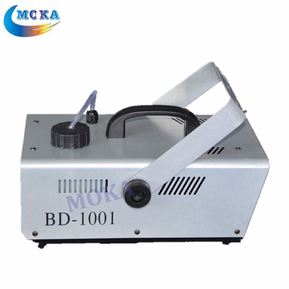 Fog Machine 900W Mini Fog Machine Remote Control Fogger Smoke Machine DJ Stage Fogger