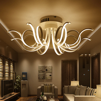 Modern Chandelier lighting luminaire Fixtures lights dining living room bedroom led Chandeliers lamp