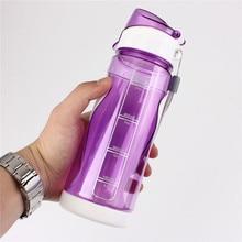 650ml 700ml Water font b Bottle b font Outdoor Sports Health My Water font b Bottle